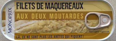 Filet de Maquereaux (Aux Deux Moutardes) - Product