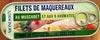 Filets de Maquereaux (au Muscadet et aux 9 Aromates) - Product
