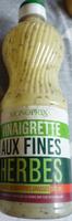 Vinaigrette aux fines herbes 25% MG - Product - fr