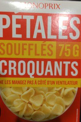 Pétales soufflés croquants - Produit - fr