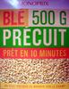 Blé précuit prêt en 10 minutes - 500 g - Monoprix - Product