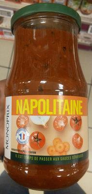 Sauce Tomate Napolitaine - Produit