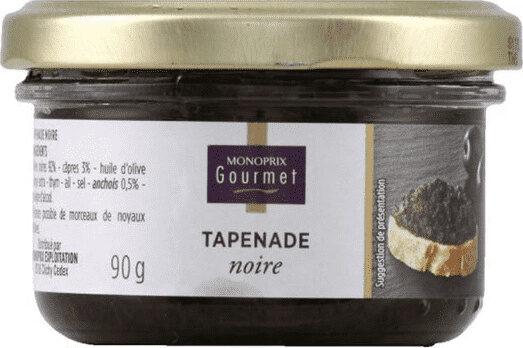 Tapenade noire - Prodotto - fr