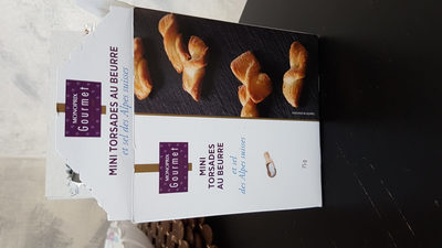 Mini torsades - Au beurre & sel de Guérande - Product