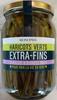 Haricots Verts Extra-Fins 660 g - Produit