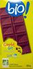 Chocolat au lait bio Monoprix - Produit
