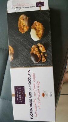 Florentine aux 3 chocolats - Product - fr