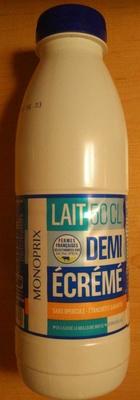 Lait Demi-Écrémé - Product