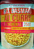 Riz Basmati au Curry à l'Indienne - Product
