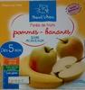 Purée de fruits pommes-bananes - Produit