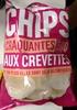 Chips Craquantes aux Crevettes - Product