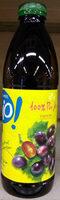 100% pur jus de raisin - Prodotto - fr