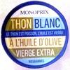 Thon blanc entier à l'huile d'olive vierge extra - Product