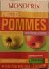 Purée de Pommes - Produkt