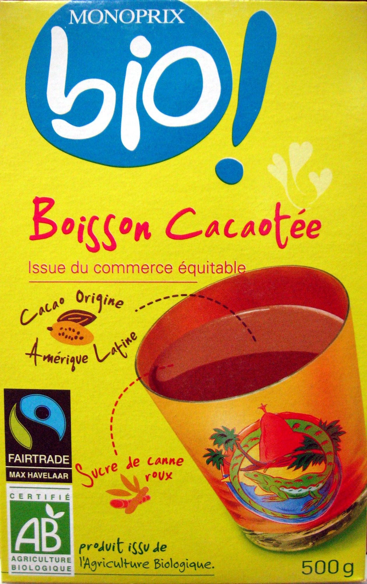 Boisson cacaotée - Product
