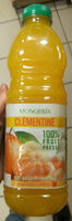 100 % Pur Jus Clémentine - Product