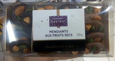 Mendiants aux fruits - Product