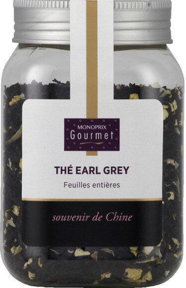Thé Earl Grey, souvenir de Chine - Produit - fr