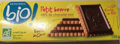 Petits Beurre Chocolat Noir - Produit