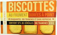 Biscottes - Produit - fr