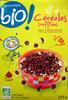 Céréales soufflées au chocolat Bio - Product
