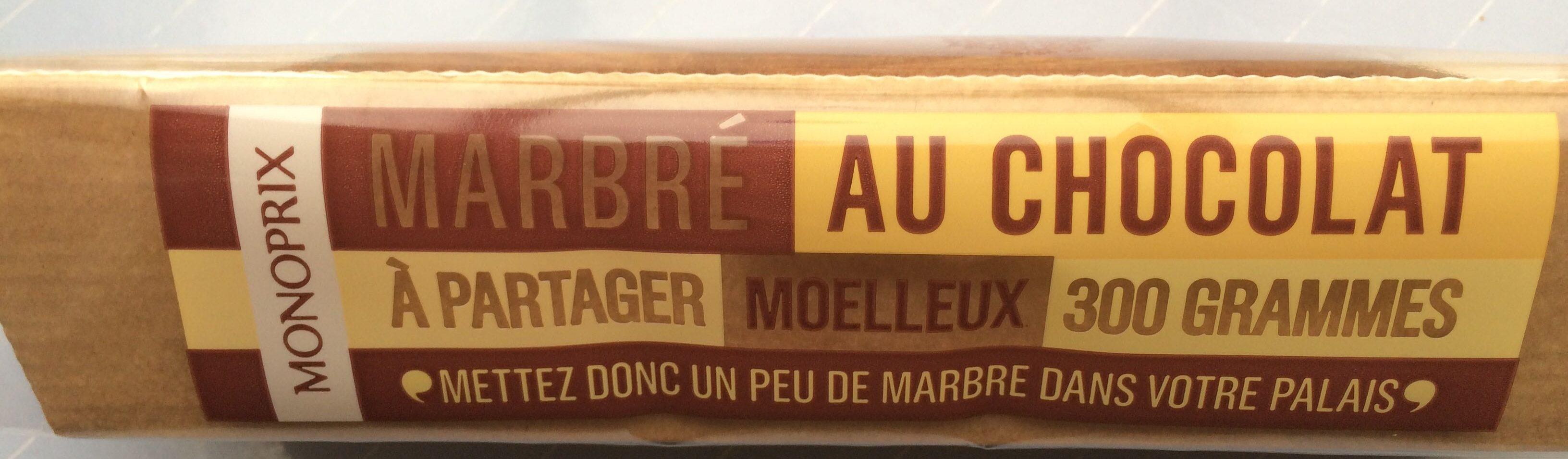 Marbré au chocolat - Product - fr