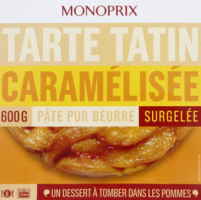Tarte Tatin, déjà cuite - Produit