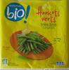Haricots verts très fins surgelés Bio - Produit
