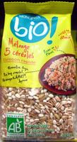 Mélange de 5 céréales Bio - Produit