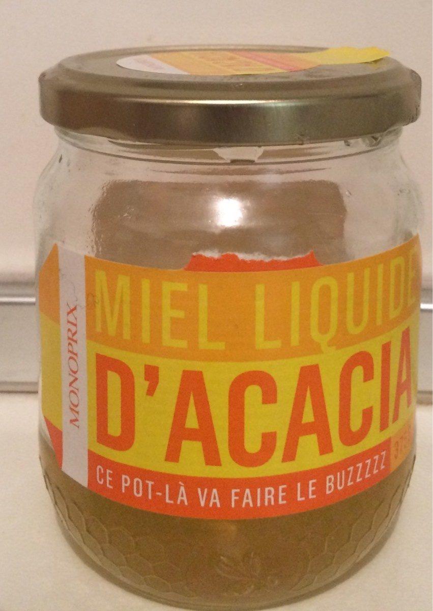 Miel liquide d'acacia - Product - fr
