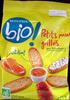 Petits pains grillés au froment Bio Monoprix - Produit