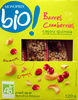 Barres Cranberries cajou quinoa - Product
