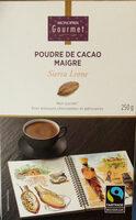 Poudre de Cacao Maigre - Product - fr