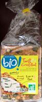 Toast croustillant au fromage et graines de courge - Product - fr