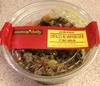 Lentilles au saumon fumé et sauce gravlax - Produit