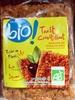 Toast Croustillant tomate et mozzarella Bio - Product