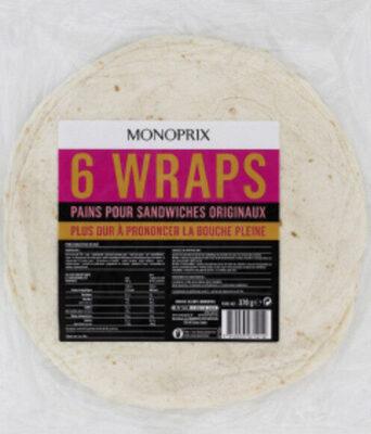 Wrap - Prodotto - fr