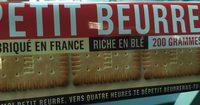 Petit beurre - 产品 - fr