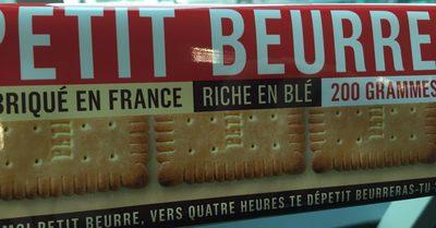 Petit beurre - Product - fr