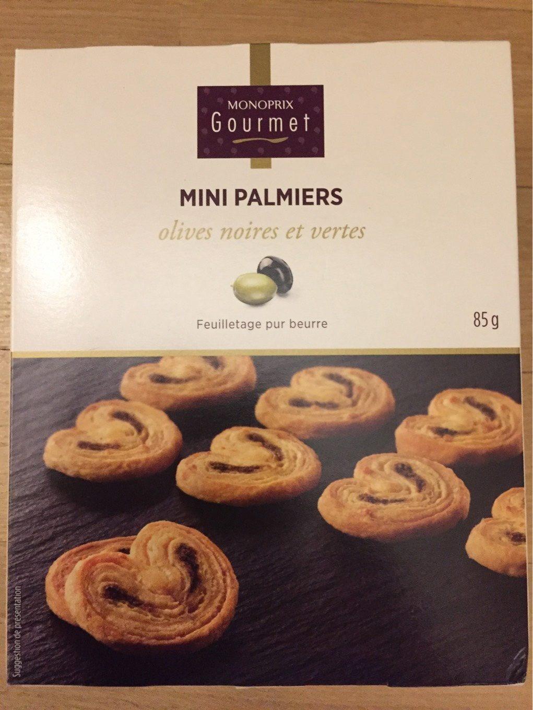 Mini Palmiers - Product