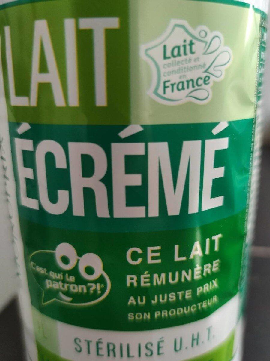 Lait écrémé - Product - fr
