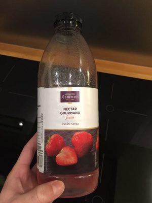 Nectar gourmand fraise - Product