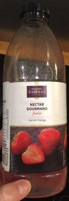 Nectar gourmand fraise - Produit