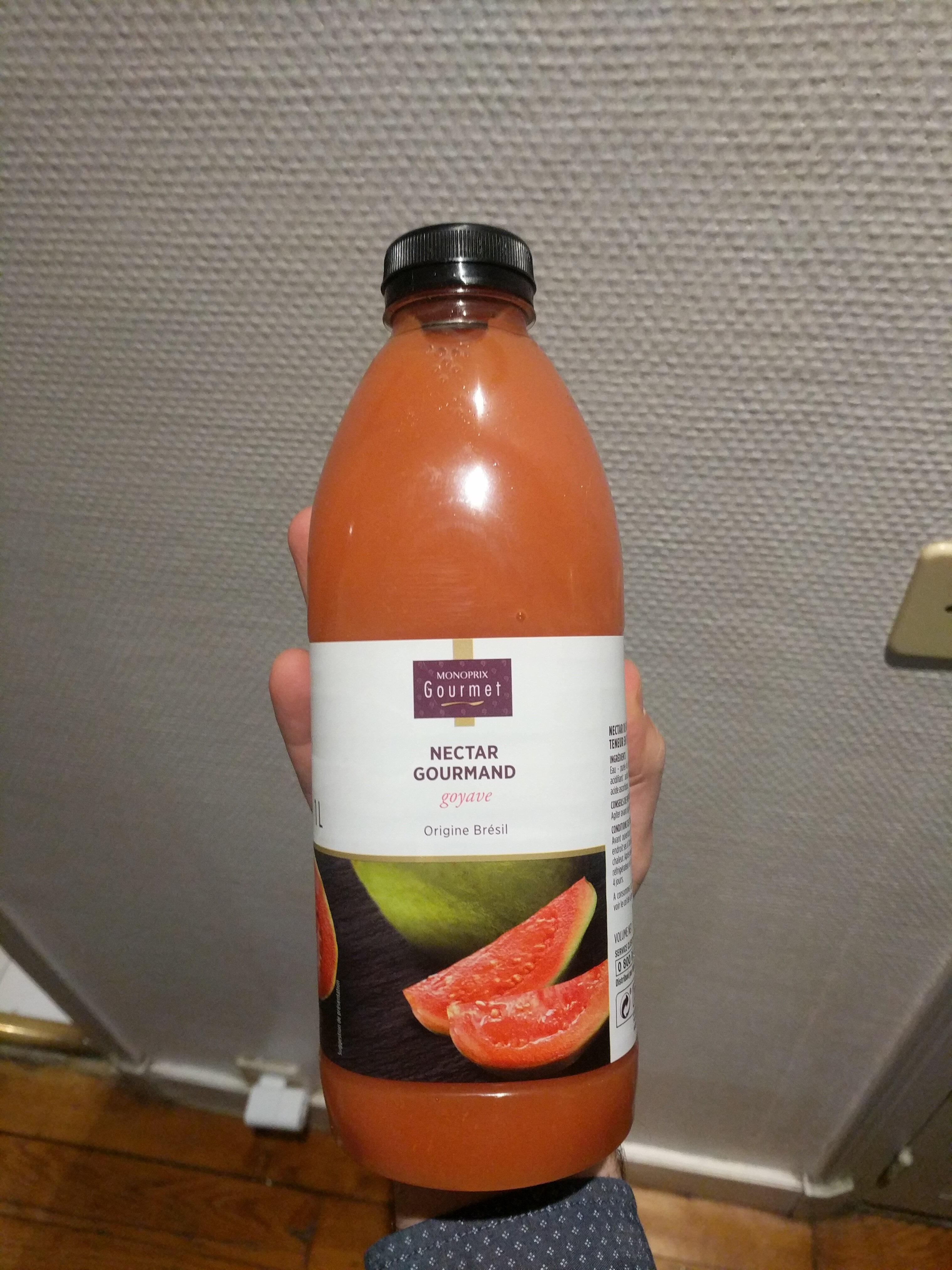 Nectar gourmand goyave origine Brésil - Prodotto - fr