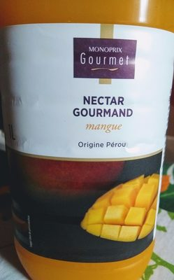 Nectar gourmand mangue origine Pérou - Product - fr