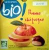 Pomme Châtaigne Bio - Produit