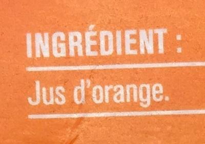 orange sans pulpe monoprix avis de consommation. Black Bedroom Furniture Sets. Home Design Ideas