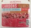 Lardons Fumés (25 % de sel en moins) - Product