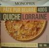 Quiche Lorraine Pâte Pur Beurre - Product