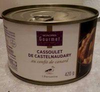 Cassoulet de Castelnaudary au confit de canard - Product